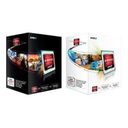 AMD (Advanced Micro Devices) - AD4000OKHLBOX - AMD A4-4000 Dual-core (2 Core) 3 GHz Processor - Socket FM2Retail Pack - 1 MB - 64-bit Processing - 32 nm - AMD Radeon HD 7480D Graphics - 65 W