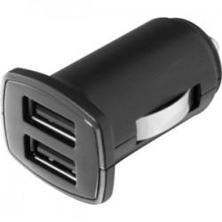 Aluratek - AUCC03F - Aluratek Dual USB Auto Charger - 2 A Output Current