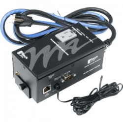 Middle Atlantic Products - RLNK-MON115-NS - Middle Atlantic Products Remote Power Management Adapter - Serial