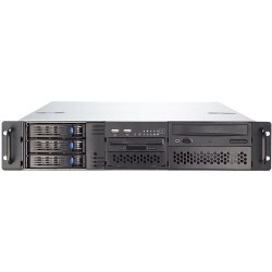 Chenbro Micom - RM21600-LP-T - Chenbro RM21600 Rackmount Enclosure - 2U - Rack-mountable - 6 Bays