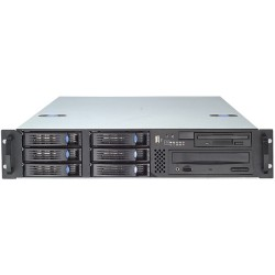 Chenbro Micom - RM21706T-T - Chenbro RM21706 Rackmount Enclosure - 2U - Rack-mountable - 8 Bays