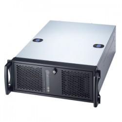 Chenbro Micom - RM42200-T - Chenbro RM42200 Rackmount Enclosure - 4U - Rack-mountable - 8 Bays