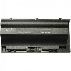 Battery Technology - AS-G75 - BTI Notebook Battery - 5200 mAh - Proprietary Battery Size - Lithium Ion (Li-Ion) - 14.4 V DC
