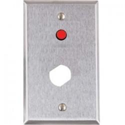 Alarm Controls - RP-8 - Alarm Controls RP-8 Faceplate - 1-gang