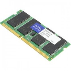 AddOn - B4U38AT-AAK - AddOn HP B4U38AT Compatible 2GB DDR3-1600MHz Unbuffered Dual Rank 1.5V 204-pin CL11 SODIMM - 100% compatible and guaranteed to work
