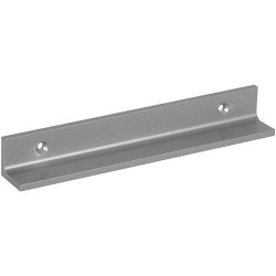 Rutherford Controls - AB712 X 28 - RCI AB712 X 28 Mounting Bracket for Electromagnetic Lock - Brushed Anodized Aluminum