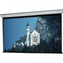 Da-Lite - 20904 - Da-Lite Model C Manual Projection Screen - 123 - 16:10 - Ceiling Mount, Wall Mount - 65 x 104 - Video Spectra 1.5