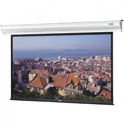Da-Lite - 20877LS - Da-Lite Contour Electrol Electric Projection Screen - 123 - 16:10 - Ceiling Mount, Wall Mount - 65 x 104 - Matte White