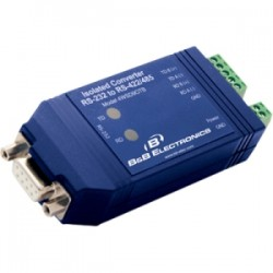 IMC Networks - 4WSD9OTB - 9pin 232/485 Isolated Converter With Terminal Block And Led