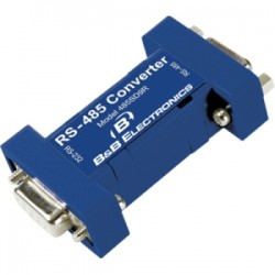 IMC Networks - 485SD9R - Port Powered 9pin 232/485 Conveter With Sd