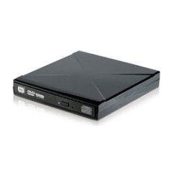 I/O Magic - D-IDVD8PB2 - I/OMagic DVD-Writer - OEM Pack - DVD-R/RW Support - USB 2.0 - Ultra Slim