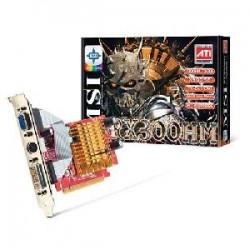 Msi - Rx300hm-td128elf - Msi Radeon X300 Graphics Card - 128mb