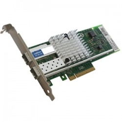AddOn - 49Y7980-AOK - AddOn IBM 49Y7980 Comparable 10Gbs Dual Open SFP+ Port Network Interface Card with PXE boot - 100% compatible and guaranteed to work