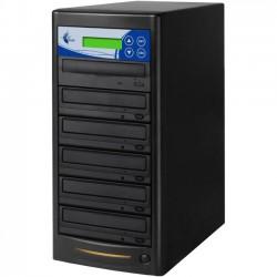 EZ Dupe - GP5TLGB - EZdupe Gold Premier CD/DVD Duplicator - DVD-ROM, DVD-Writer - 52x CD-R, 24x DVD+R, 24x DVD-R, 8x DVD-R, 8x DVD+R - 32x CD-RW, 8x DVD-RW, 8x DVD+RW - USB