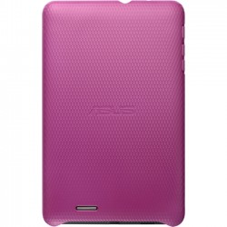 Asus - 90-XB3TOKSL001G0- - Asus Spectrum Cover - Tablet - Red - Textured - Polycarbonate, ABS Plastic