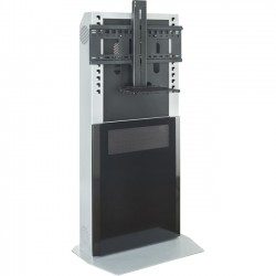 Avteq - ELT-1500L - Avteq ELT-1500L Display Stand - Up to 42 Screen Support - Flat Panel Display Type Supported30 Width - Floor Stand