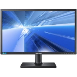 Samsung - S23C450D - Samsung S23C450D 23 LED LCD Monitor - 16:9 - 5 ms - Adjustable Display Angle - 1920 x 1080 - 250 Nit - 1,000:1 - Full HD - DVI - VGA - DisplayPort - Matte Black - EPEAT Gold