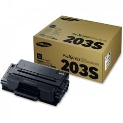Samsung - MLTD203S - Samsung MLTD203S Original Toner Cartridge - Laser - 3000 Pages - Black - 1 Each