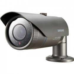 Samsung - SCO-2080R - Samsung SCO-2080R Surveillance Camera - Color, Monochrome - 2.80 mm - 3.6x Optical - CCD - Cable