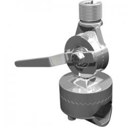 Shakespeare - 4188SL - Shakespeare Style 4188-SL Antenna Mount for Antenna - Stainless Steel
