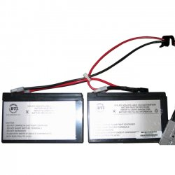 Battery Technology - RBC22-SLA22-BTI - BTI UPS Replacement Battery Cartridge - 12 V DC - Lead Acid
