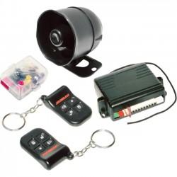 SECO-LARM - E100LB - Enforcer Entry Level RF Vehicle Alarm System - 2 x Transmitters - 200 ft - Shock Sensor