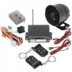 SECO-LARM - SLI840 - Seco-Larm SLI 840 Remote Keyless/Alarm Combo System - 2 x Transmitters - 200 ft - Shock Sensor