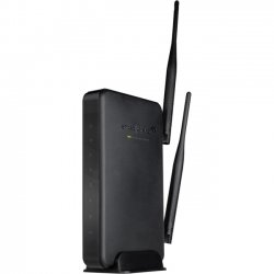 Amped Wireless - SR10000 - Amped Wireless SR10000 High Power Wireless-N 600mW Smart Repeater - Universal Range Extender 10,000 sq ft WiFi Coverage, 5 x 10/100 Ports, 802.11n