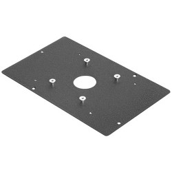 Chief - SSM237 - Chief SSM237 Mounting Bracket for Projector - Steel - Black