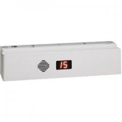 Security Door Controls (SDC) - 1511SAA - SDC 1511S Magnetic Lock - 12 V DC, 24 V DC - 1650 lb Holding Force
