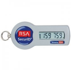 RSA Security - SID700-6-60-24-100 - EMC RSA SecurID SID700 Key Fob - AES - 2Year Validity