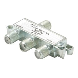 Steren Electronics - 200-203 - Steren Mini RF Splitter - 900 MHz - 5 MHz to 900 MHz