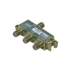 Steren Electronics - 201-201 - Steren 201-201 RF Balanced Splitter - 1 GHz - 5 MHz to 1 GHz