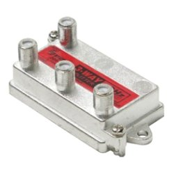 Steren Electronics - 201-273 - Steren RF Balanced Digital Splitter - 1 GHz - 5 MHz to 1 GHz