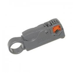 Steren Electronics - 204-205 - Steren Coaxial Cable Stripper - Plastic
