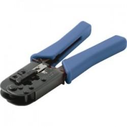 steren electronics 300568 steren modular plug crimp tool blue black oxide hardened. Black Bedroom Furniture Sets. Home Design Ideas