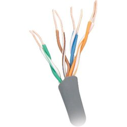 Steren Electronics - 300-745GY - Steren Cat.3 UTP Cable - 1000ft - Gray