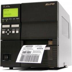 Sato - WWGL08201 - Sato GL408e Thermal Label Printer - Monochrome - 10 in/s Mono - 203 dpi - Serial, Parallel, USB