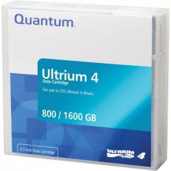 Quantum - MR-L4MQN-20 - Quantum LTO Ultrium 4 Tape Cartridge - LTO Ultrium LTO-4 - 800GB (Native) / 1.6TB (Compressed) - 20 Pack