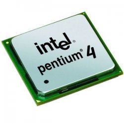 Intel - HH80552PG0962M - Intel Pentium 4 651 3.40GHz Processor - 3.4GHz - 800MHz FSB