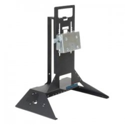 "Rack Solution - RETAIL-DELL-AIO-014 - Rack Solutions Computer Stand - 18"" Height x 15"" Width x 10"" Depth - Powder Coated - Black"