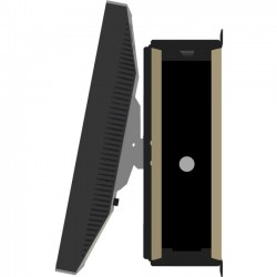 Rack Solution - RETAIL-DELL-WALL-001 - Innovation Wall Mount Kit