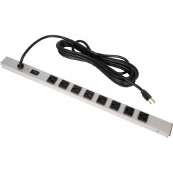Rack Solution - PSV-F16-20A-U - Innovation 16 Outlets Power Strip - NEMA L5-20P - 16 NEMA 5-20R - 15ft