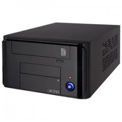Apex Computer Technology - MI-008 - Apex MI-008 Chassis - Desktop - 3 Bays - 250W - Black