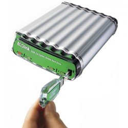 "Buslink Media - CSE-1T-U2 - Buslink 1 TB 3.5"" External Hard Drive - USB 2.0 - 7200rpm"