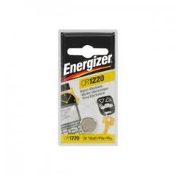 Energizer - ECR-1220BP - Energizer Lithium Button Cell Battery - 3V DC