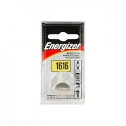 Energizer - ECR-1616BP - Energizer Lithium Button Cell Battery for General Purpose - 3V DC