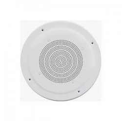 Speco - G86-TG - Speco G86TG 10 W RMS - 10 W PMPO Speaker - 1 Pack - White - 8 Ohm - Ceiling Mountable