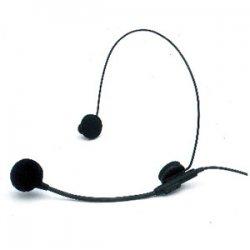 Azden - HS11 - Azden HS-11 Headworn Microphone - Electret - Cable