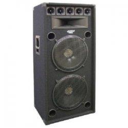 Pyle / Pyle-Pro - PADH-152 - Pyle PylePro PADH152 600 W RMS - 1200 W PMPO Indoor Speaker - 8-way - 1 Pack - Black - 8 Ohm - Floor Standing